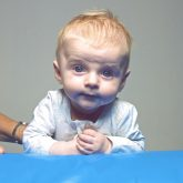 Baby tummy time 3