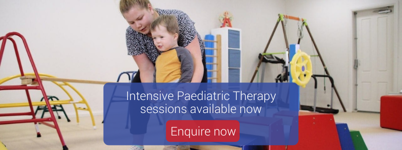 Intensive Paediatric Therapy 1