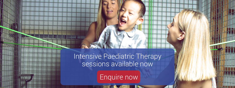 Intensive Paediatric Therapy 2