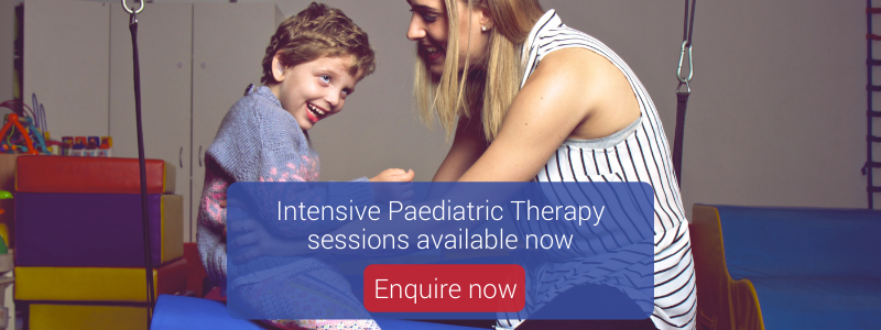 Intensive Paediatric Therapy 3