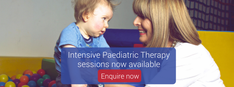 Intensive Paediatric Therapy 4
